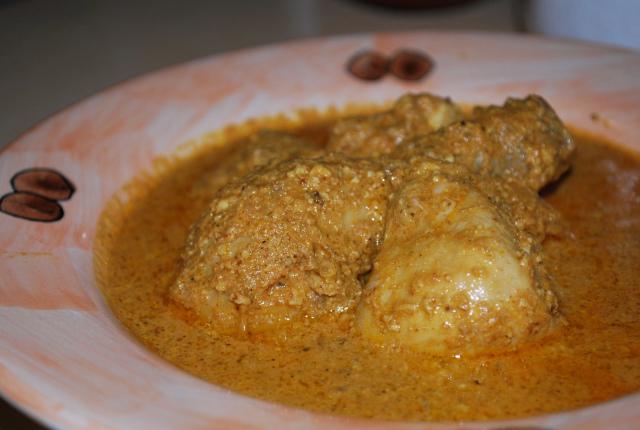 Chicken Kharsho